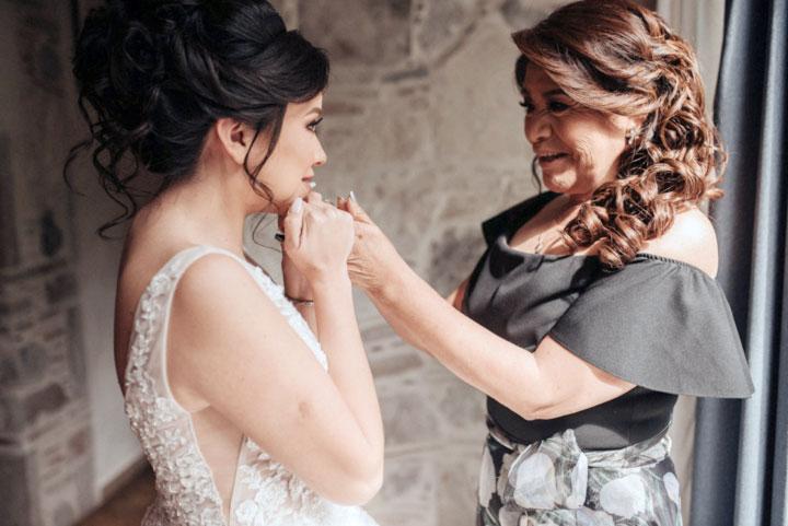 La mamá de la novia, 11 consejos para ayudar a la novia - Figueroas Gourmet